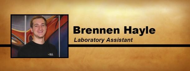 Meet Brennen Hayle