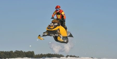 MICI in the News: AMSOIL Championship Snocross