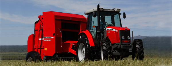 The Benefits of Industrial Coatings for Agricultural Equipment