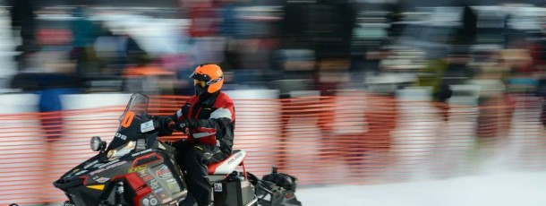 It's Time for the Annual Iron Dog Snowmobile Race!