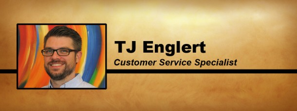 Welcome TJ Englert!