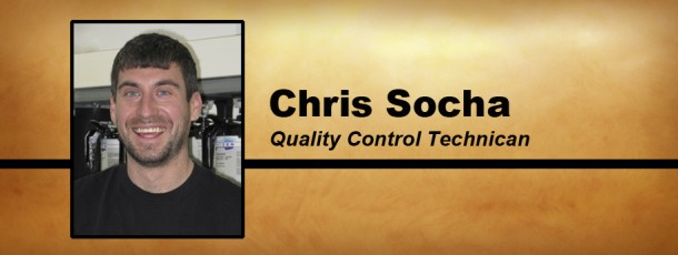 Meet Chris Socha!