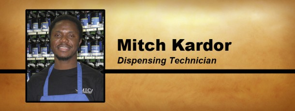 Welcome Mitch Kardor!