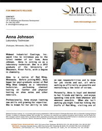 Press Release Anna Johnson Thumbnail